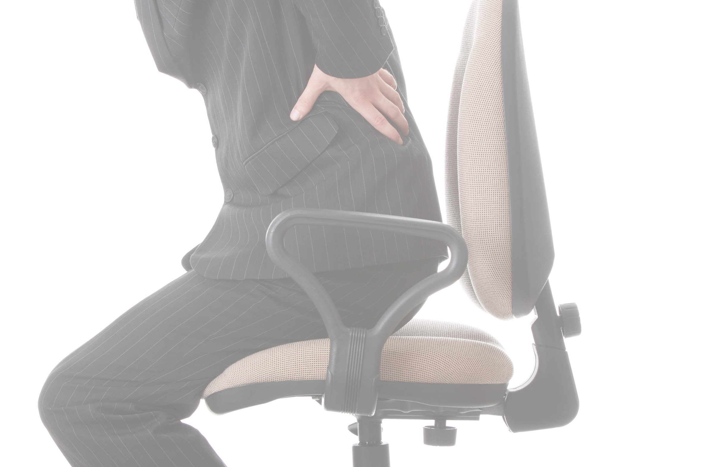 Back Pain in Offices – How common is it?