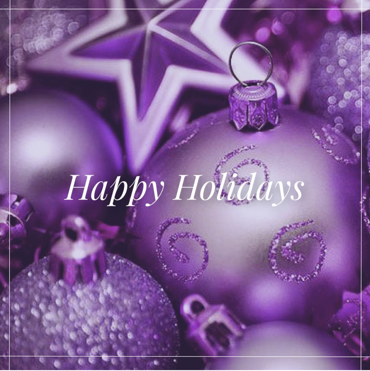 Happy Holidays from IBC Care!