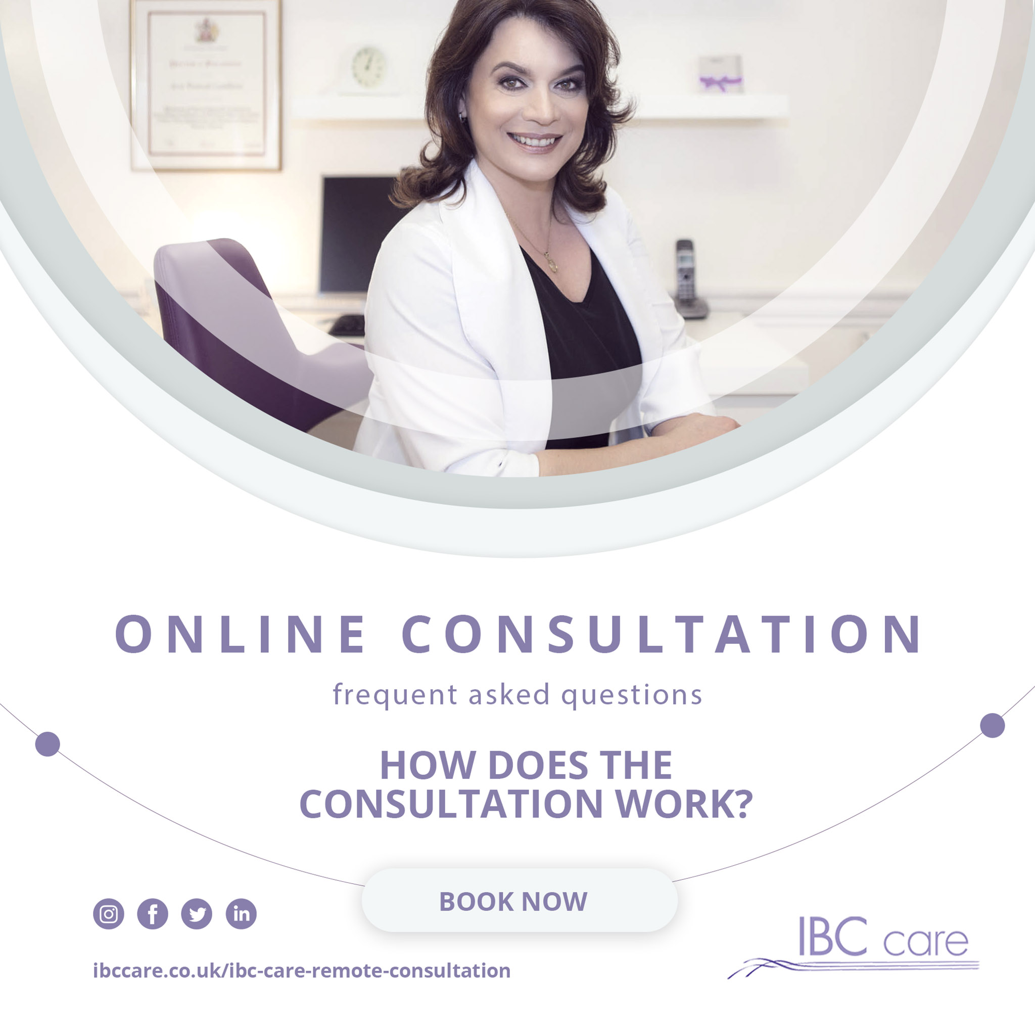 FAQ: How does the Online Consultation work?