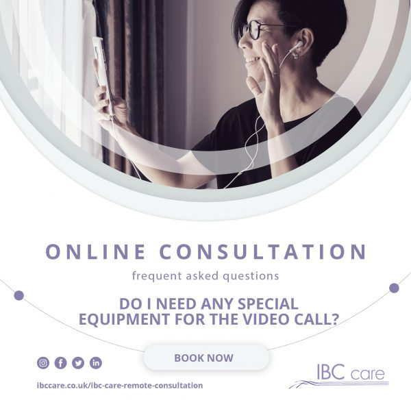 FAQ: Do I need any special equipment for the video call?