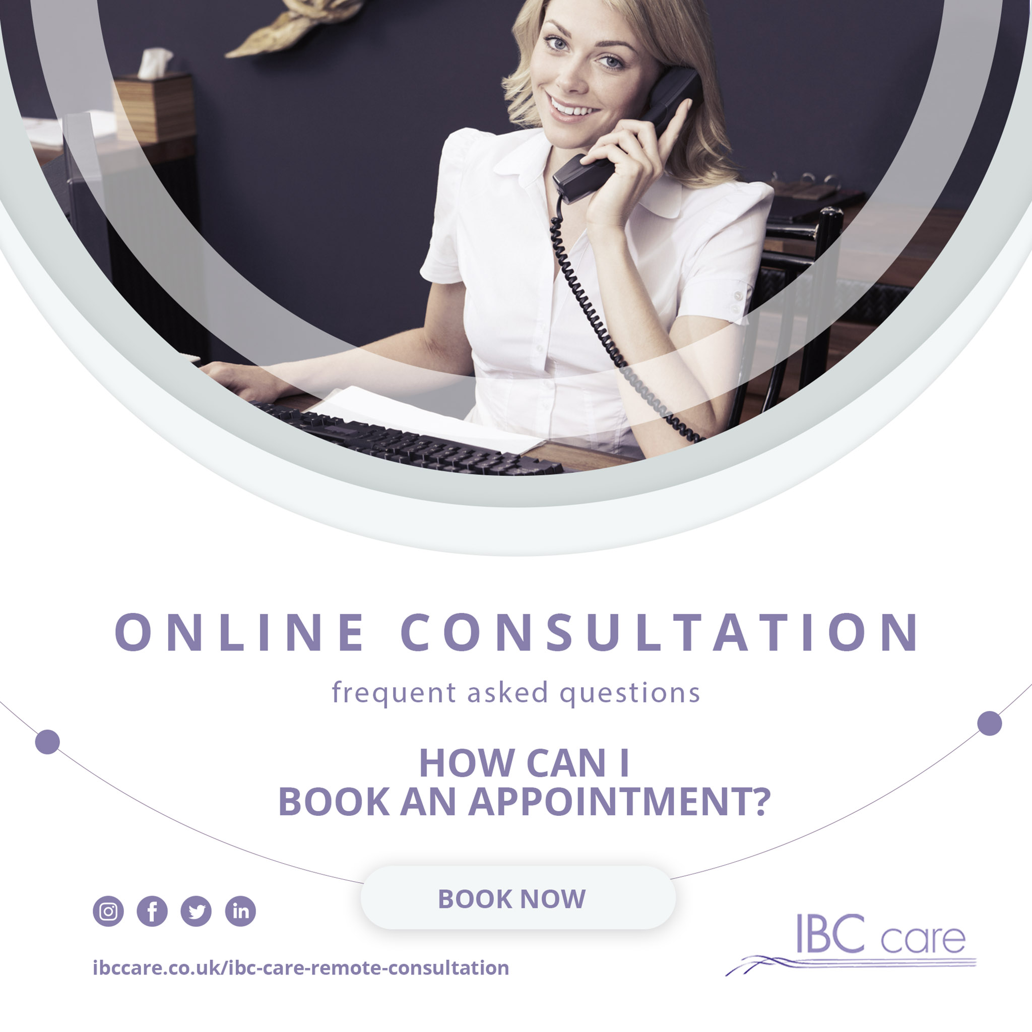 FAQ: How can I book an appointment?