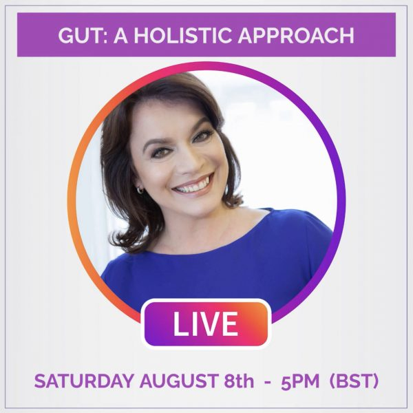 LIVE – GUT: A HOLISTIC APPROACH