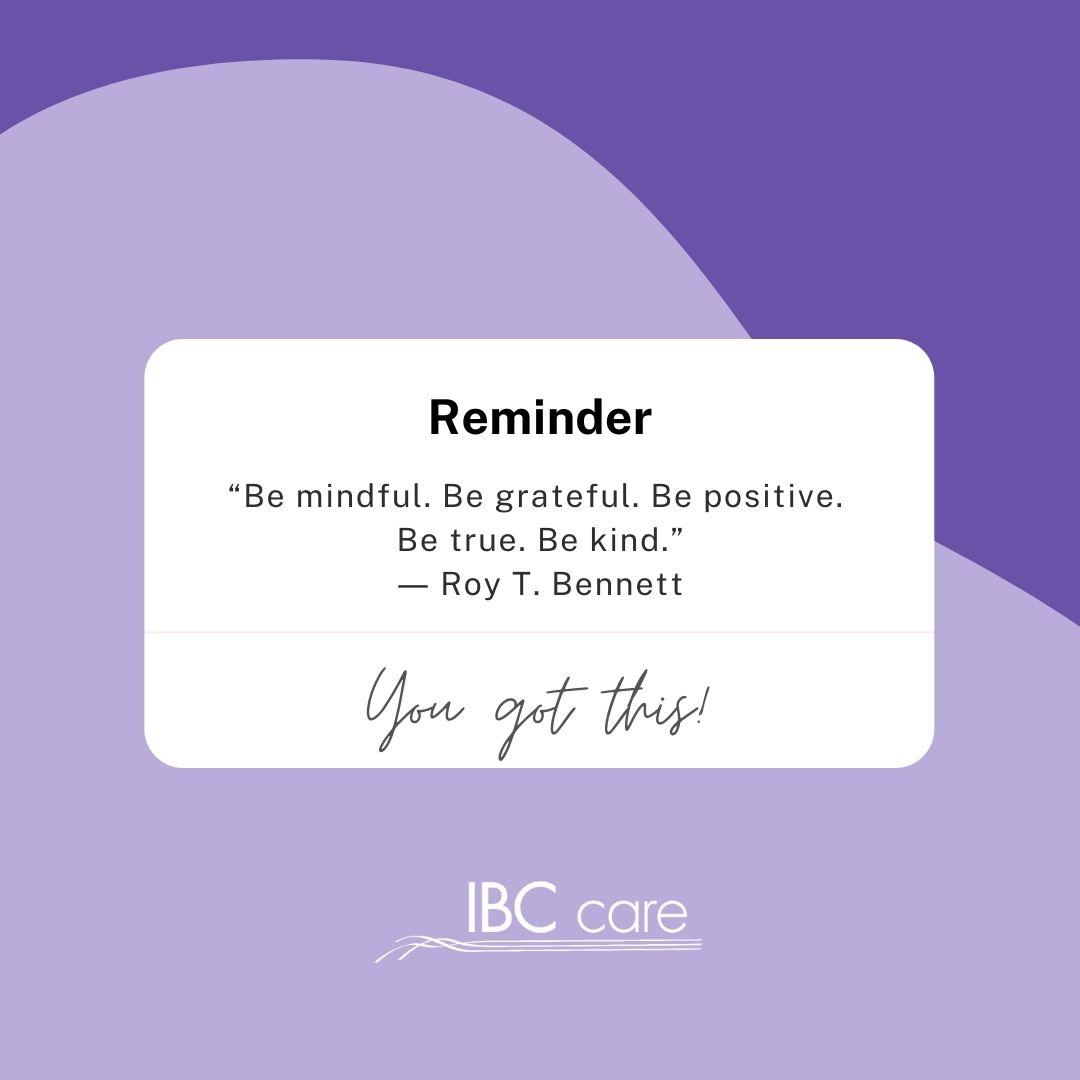 Reminder: You got this