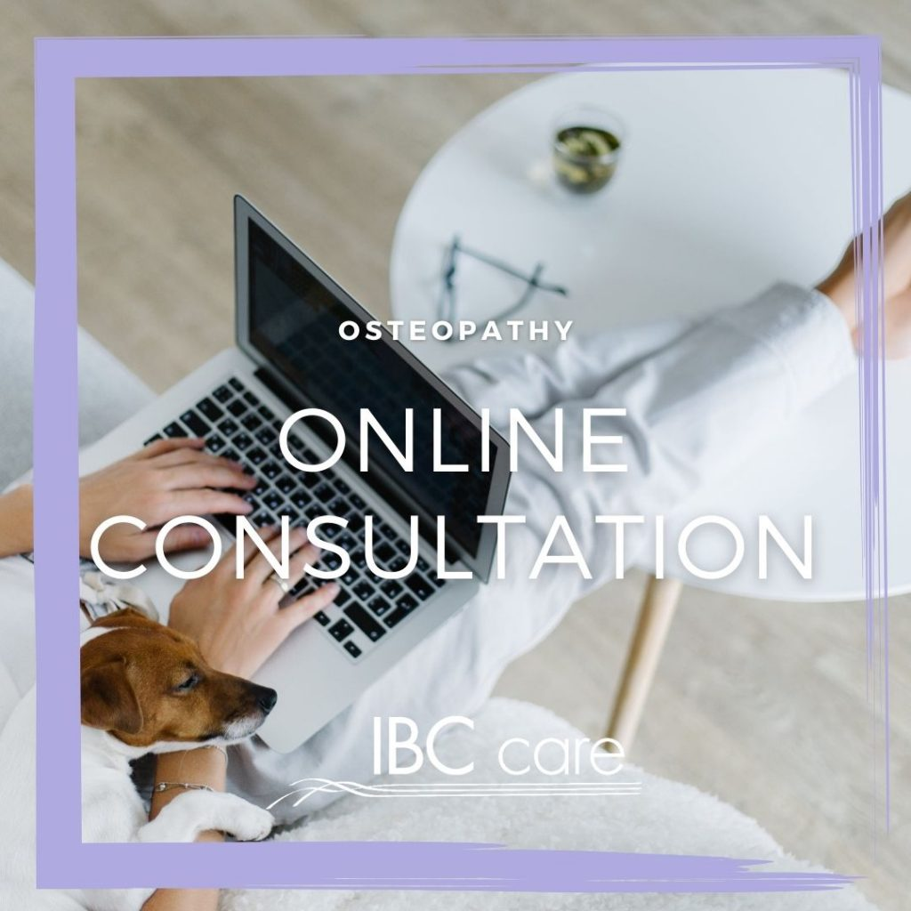 osteopathy online consultation