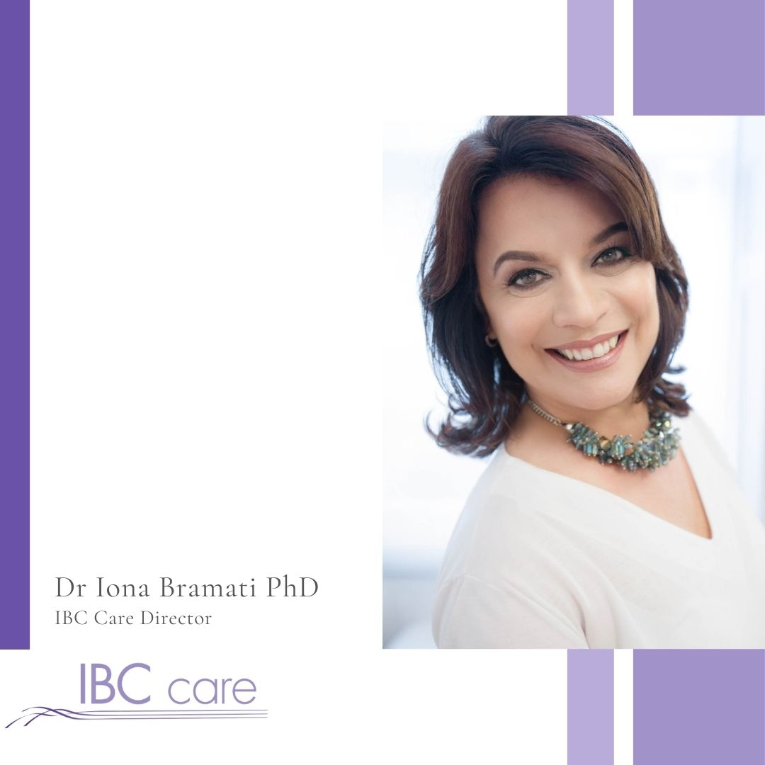 About Dr Iona Bramati and IBCcare Autism Support & Research