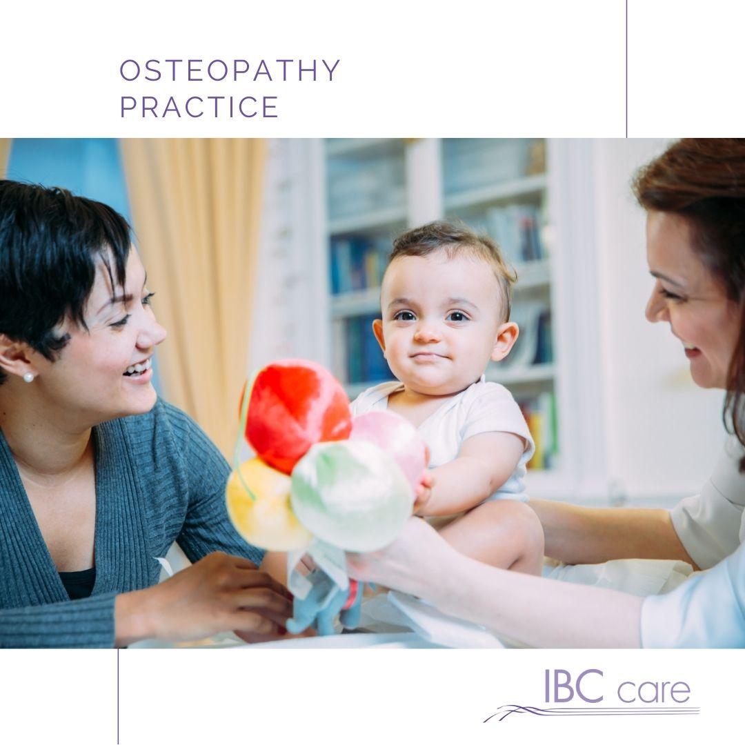Osteopathy practice in Marylebone